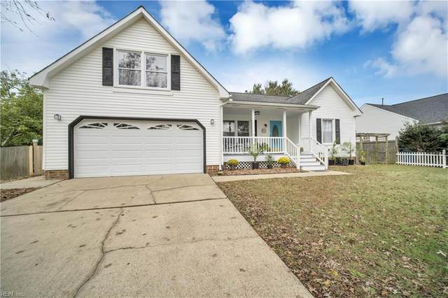1921 Chopin Dr, Virginia Beach, VA 23454 (#10348470) :: Kristie Weaver, REALTOR