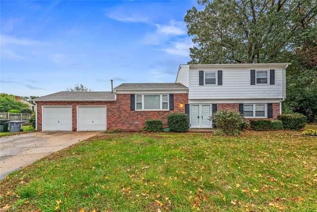 105 Tanglewood Dr, Hampton, VA 23666 (#10348495) :: Avalon Real Estate