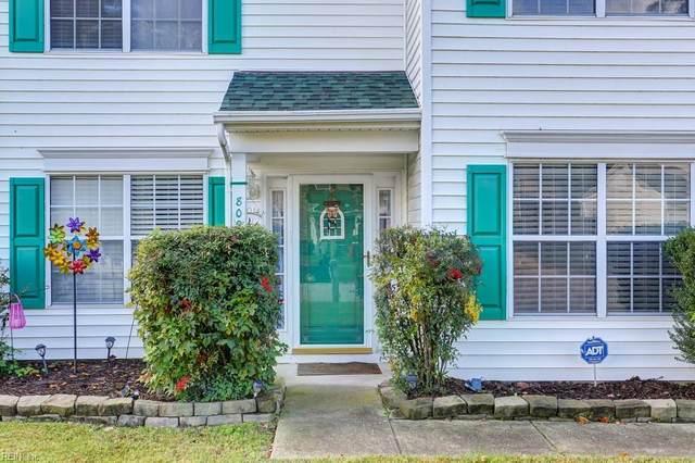 809 Chapin Wood Dr, Newport News, VA 23608 (#10348546) :: Berkshire Hathaway HomeServices Towne Realty