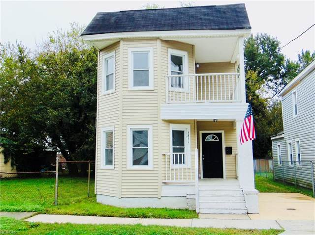 2821 North St, Portsmouth, VA 23707 (#10348564) :: Atkinson Realty