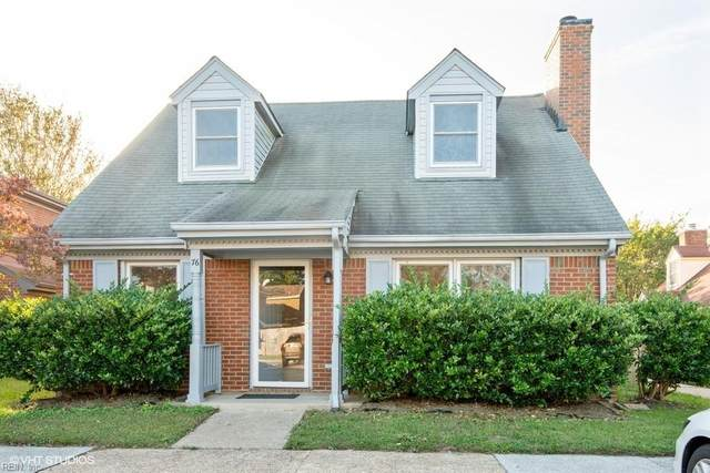 76 Glascow Way, Hampton, VA 23669 (#10348579) :: Atlantic Sotheby's International Realty