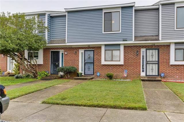 128 Eberly Ter, Hampton, VA 23669 (#10348580) :: Berkshire Hathaway HomeServices Towne Realty