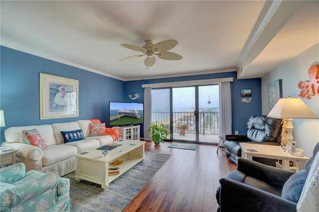 100 E Ocean View Ave #808, Norfolk, VA 23503 (#10348581) :: Verian Realty