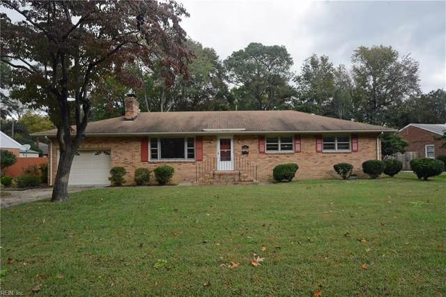 9 Barbour Dr, Newport News, VA 23606 (#10348594) :: Momentum Real Estate