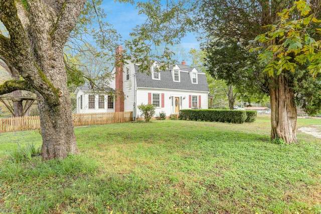 4908 Riverview Rd, James City County, VA 23188 (#10348608) :: Atkinson Realty