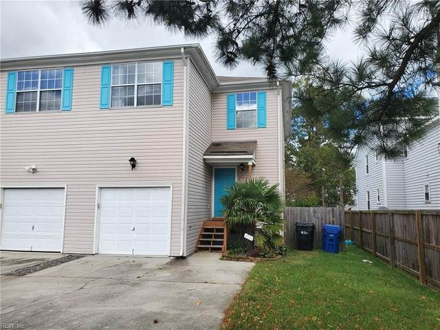 851 24th St, Virginia Beach, VA 23451 (#10348615) :: Atkinson Realty