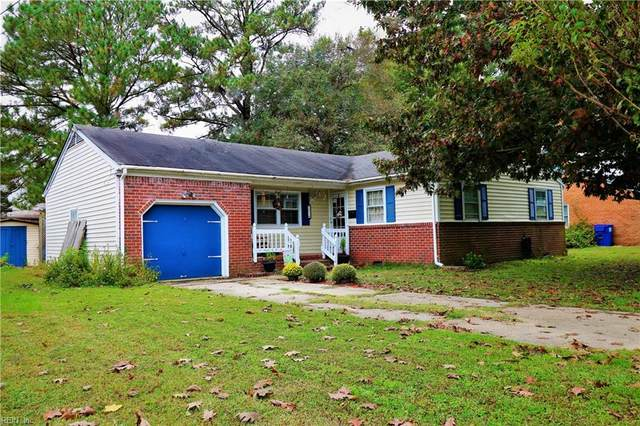 741 Sunnywood Rd, Newport News, VA 23601 (#10348625) :: RE/MAX Central Realty