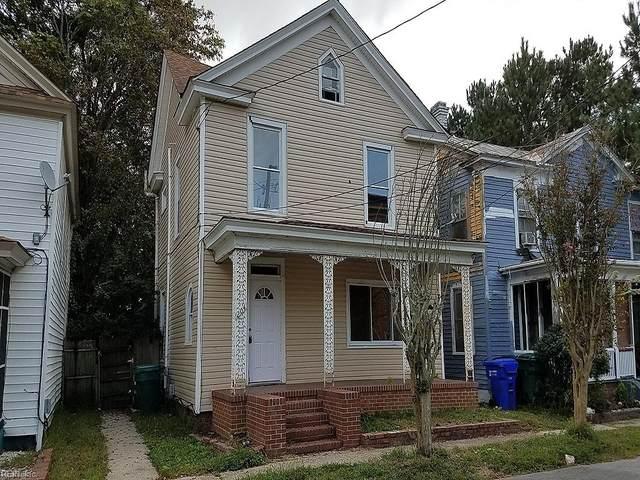 204 Lee St, Suffolk, VA 23434 (#10348637) :: Atkinson Realty