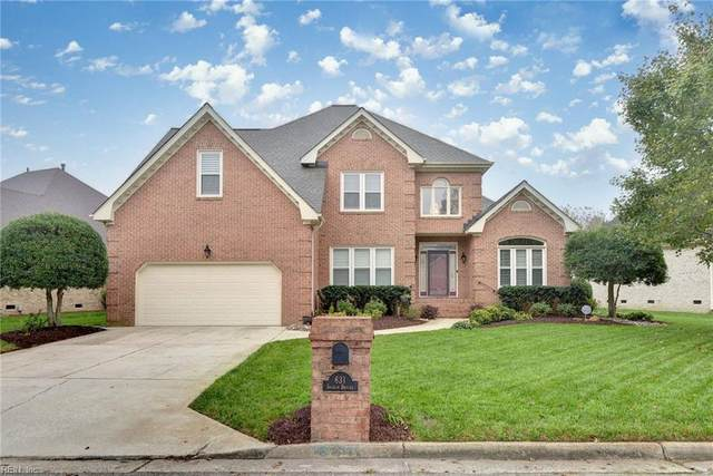 631 Shadow Brooke Dr, Chesapeake, VA 23320 (#10348645) :: Rocket Real Estate