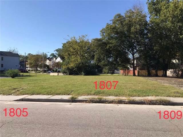 1807 E Lexington St, Norfolk, VA 23504 (#10348662) :: The Kris Weaver Real Estate Team