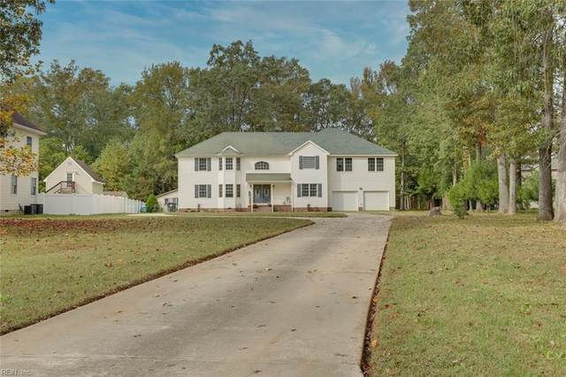 907 Canteberry Ln, Isle of Wight County, VA 23430 (#10348684) :: Kristie Weaver, REALTOR