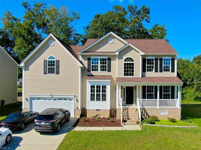 21 Nightingale Rd, Hampton, VA 23666 (#10348782) :: Gold Team VA