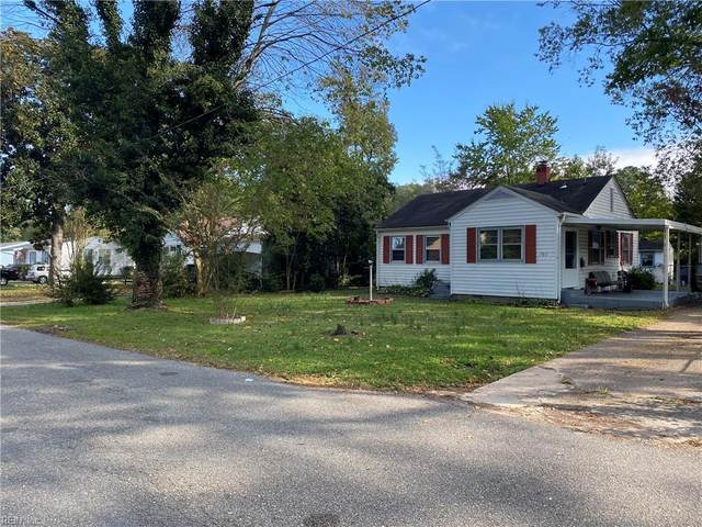 702 72nd St, Newport News, VA 23605 (#10348795) :: Atkinson Realty