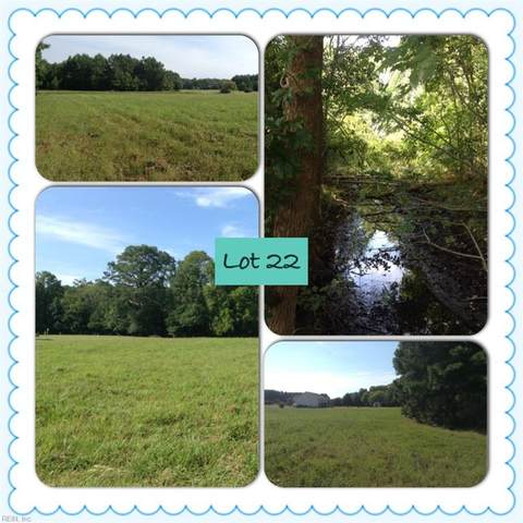 Lot 22 Peaceful Lakes Dr, Northampton County, VA 23398 (#10348829) :: Judy Reed Realty