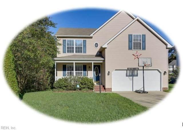 5105 E Grace Ct, James City County, VA 23188 (#10348947) :: Verian Realty