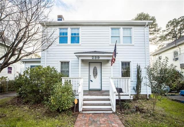 239 E Randall Ave, Norfolk, VA 23503 (#10348998) :: Atkinson Realty