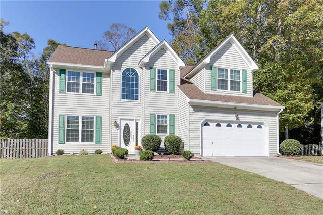 1103 Pin Oak Dr, Suffolk, VA 23434 (#10349009) :: Rocket Real Estate