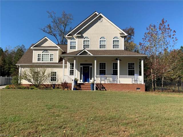 317 Woodland Dr, Franklin, VA 23851 (#10349038) :: Berkshire Hathaway HomeServices Towne Realty