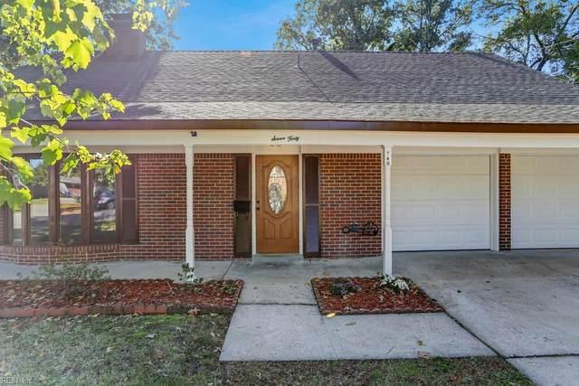 740 Mayland Dr, Newport News, VA 23601 (#10349091) :: Rocket Real Estate