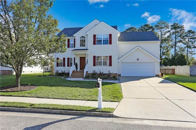 211 Kings Pointe Xing, York County, VA 23693 (#10349178) :: Encompass Real Estate Solutions