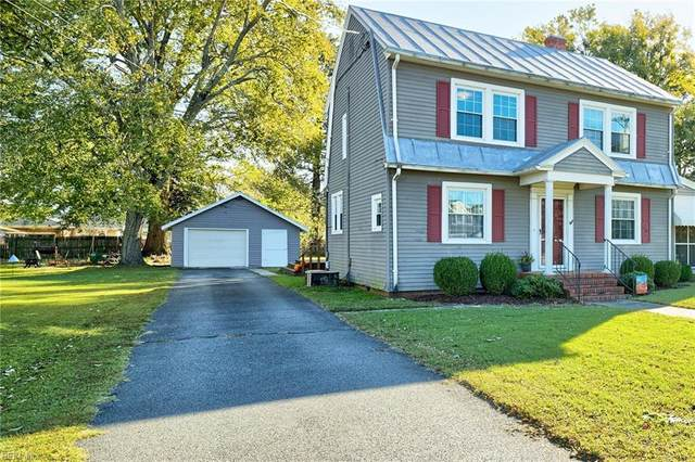 31 N Court St, Isle of Wight County, VA 23487 (#10349186) :: Verian Realty