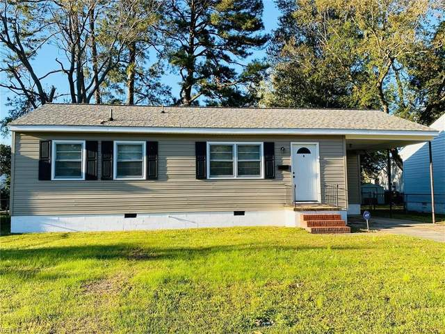 1119 78th St, Newport News, VA 23605 (#10349198) :: Avalon Real Estate