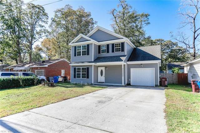 1603 Chestnut Ave, Chesapeake, VA 23325 (#10349222) :: Kristie Weaver, REALTOR
