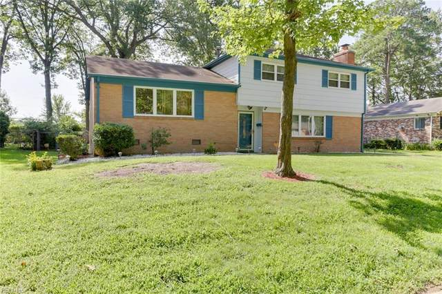 45 Azalea Dr, Hampton, VA 23669 (#10349286) :: Momentum Real Estate