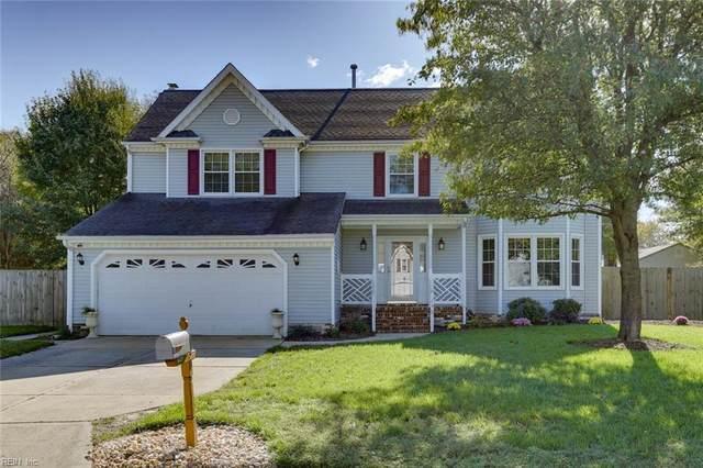 130 Plainfield Dr, Newport News, VA 23602 (#10349359) :: Encompass Real Estate Solutions