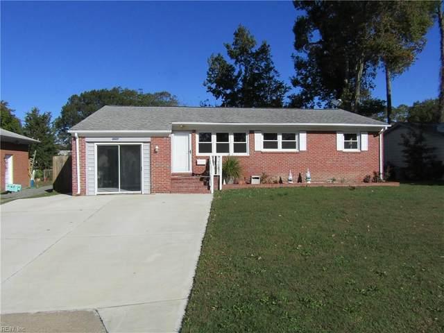 1413 Tartan Ln, Hampton, VA 23663 (#10349370) :: Atkinson Realty