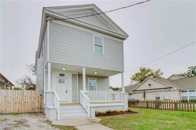 1805 Elm Ave, Portsmouth, VA 23704 (#10349385) :: Kristie Weaver, REALTOR