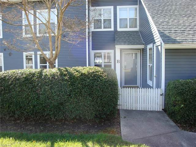 12755 Saint George St B, Newport News, VA 23602 (#10349443) :: Kristie Weaver, REALTOR