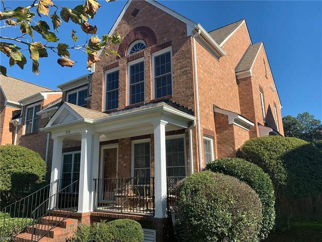 316 Walt Whitman Ave, Newport News, VA 23606 (#10349455) :: Berkshire Hathaway HomeServices Towne Realty