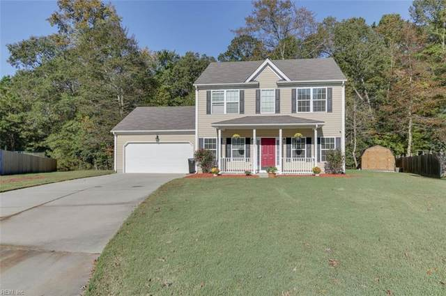 6825 Watch Harbour Cir, Gloucester County, VA 23072 (#10349472) :: Kristie Weaver, REALTOR