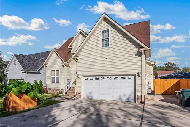 326 Otley Rd, Hampton, VA 23669 (#10349484) :: Avalon Real Estate