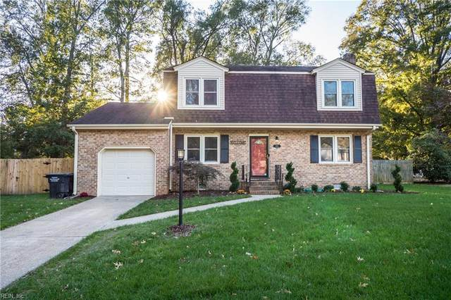4116 Summerset Dr, Portsmouth, VA 23703 (#10349501) :: Verian Realty