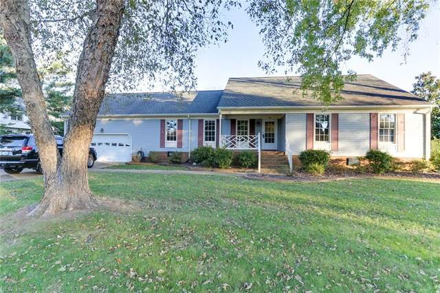 25 Robert Bruce Rd, Poquoson, VA 23662 (#10349536) :: Avalon Real Estate