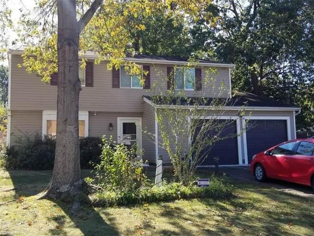 964 Chatsworth Dr, Newport News, VA 23601 (#10349558) :: Atkinson Realty
