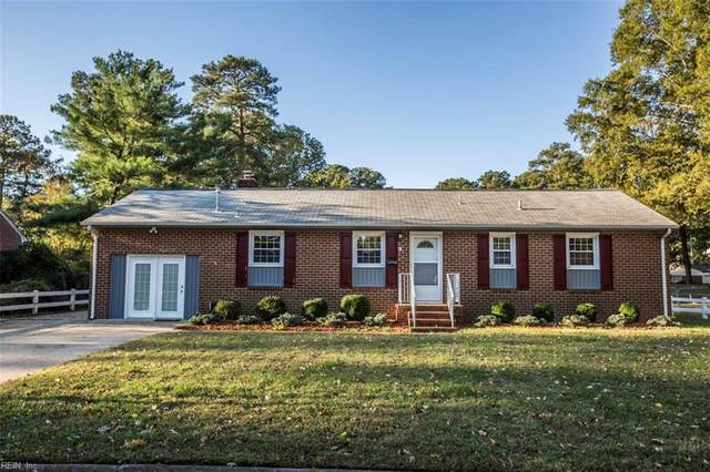 9 Fawn Ln, Newport News, VA 23602 (#10349571) :: Atkinson Realty