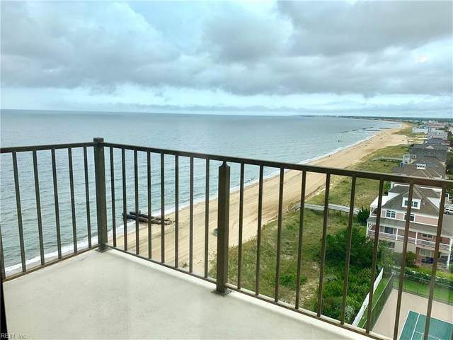 100 E Ocean View Ave #1107, Norfolk, VA 23503 (#10349594) :: RE/MAX Central Realty