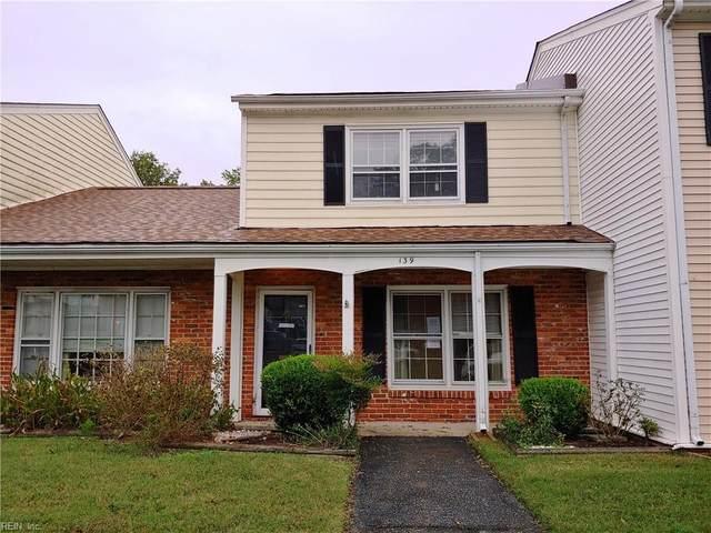 139 Towne Square Dr, Newport News, VA 23607 (#10349610) :: Atkinson Realty