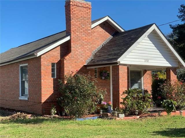 5910 Old Chestnut Ave, Newport News, VA 23605 (#10349622) :: Avalon Real Estate