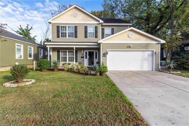 3306 Lyons Ave, Norfolk, VA 23509 (#10349644) :: Avalon Real Estate