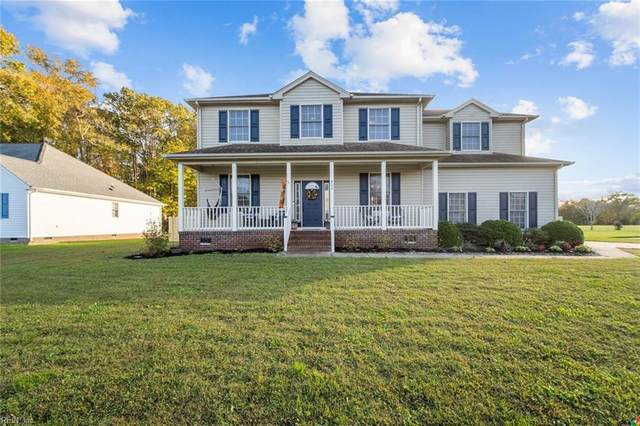 802 Canteberry Ln, Isle of Wight County, VA 23430 (#10349649) :: The Kris Weaver Real Estate Team
