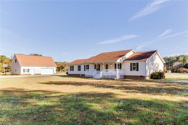 107 Old Matthews Ln, Mathews County, VA 23068 (#10349672) :: Encompass Real Estate Solutions