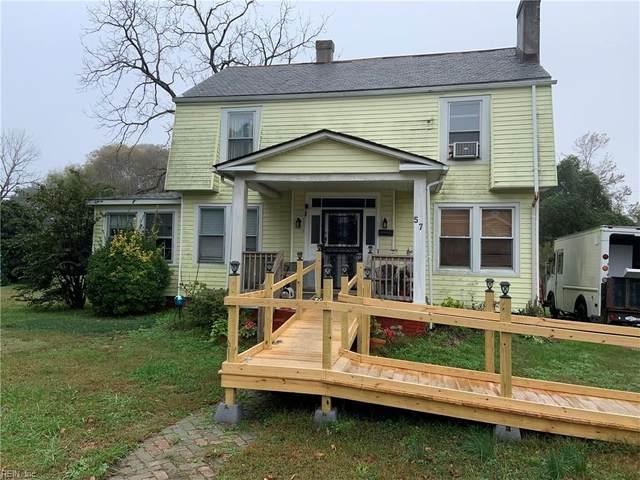 57 Locust Ave, Hampton, VA 23661 (#10349696) :: Community Partner Group