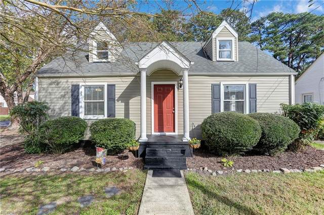 125 Jacquelyn Dr, Portsmouth, VA 23701 (#10349730) :: Atkinson Realty