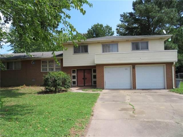356 Woodland Rd, Hampton, VA 23669 (#10349772) :: Avalon Real Estate
