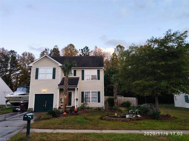 4943 Clifton St, Chesapeake, VA 23321 (#10349799) :: Rocket Real Estate