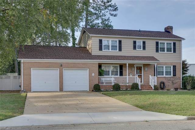 721 Arrowhead Dr, Newport News, VA 23601 (#10349816) :: Community Partner Group